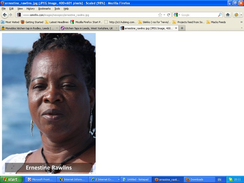 ernestine rawlins disenfranchised