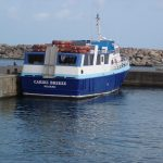 Travel from St Kitts to Nevis by Ferry